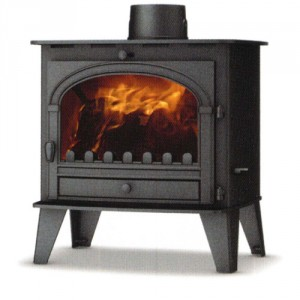 Parkray Consort 9 wrap around boiler - click for more photos or information...