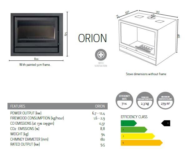orion l66 manual
