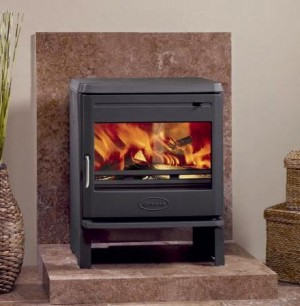 Dovre Freestanding Fireplace 350CB/360CB - click for more photos or information...