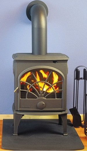 Dovre Freestanding Fireplace 550CB - click for more photos or information...