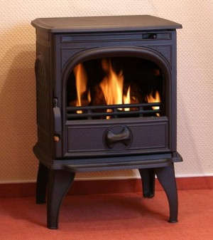 Dovre Freestanding Fireplace 250 - click for more photos or information...
