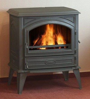Dovre Freestanding Fireplace 640GM - click for more photos or information...