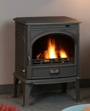 Dovre Freestanding Fireplace 425GM - click for more photos or information...