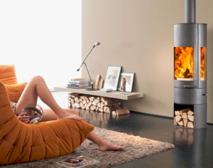 Austroflamm Freestanding Stove Pi-Ko - click for more photos or information...
