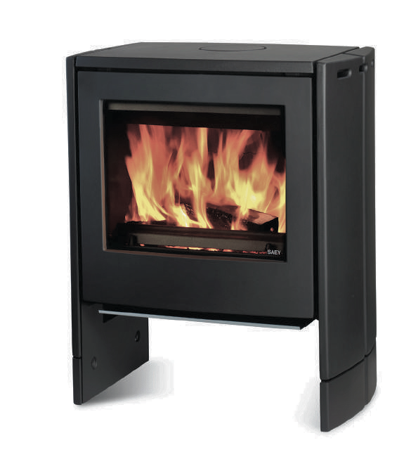 Saey Scope xl cast iron convection stove