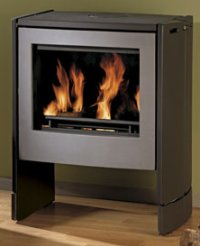 Saey Scope XL cast iron slow wood burning stove