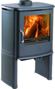 Scan Anderson 8 2 cast wood burning stove