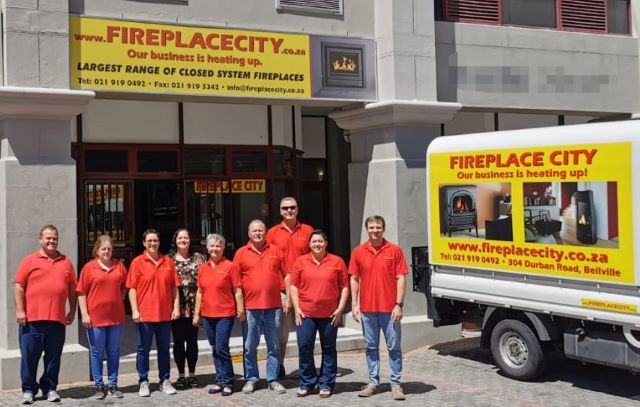 dedicated reliable fireplace specialist staff